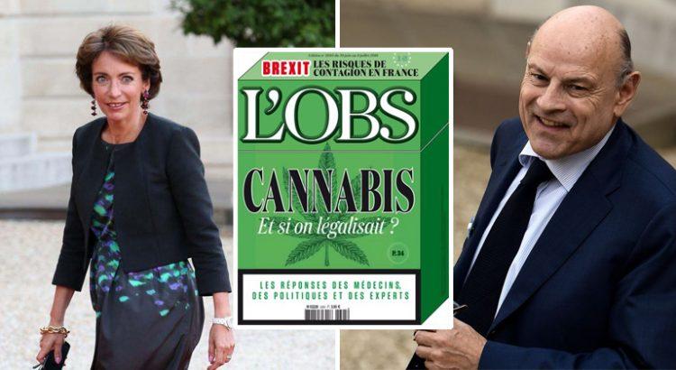 Cannabis : Touraine et Le Guen