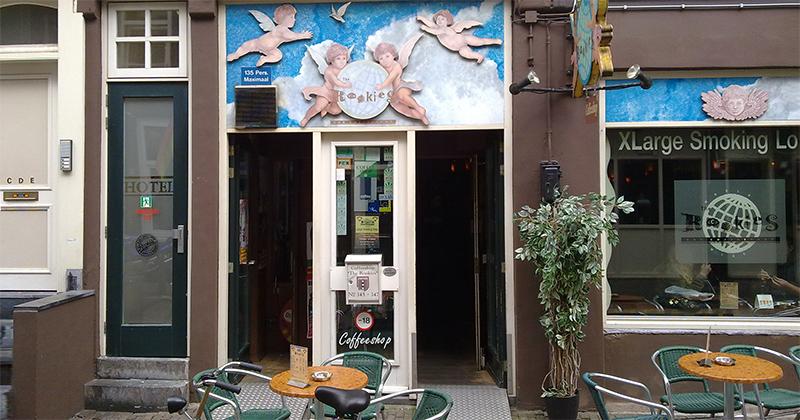 Rookies Coffeeshop à Amsterdam