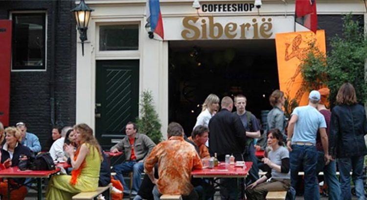 Coffeeshop Siberië à Amsterdam