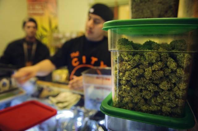 Emplois dans le cannabis