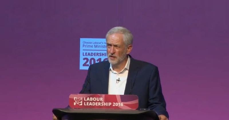 Jérémy Corbyn pour la légalisation du cannabis au Royaume-Uni