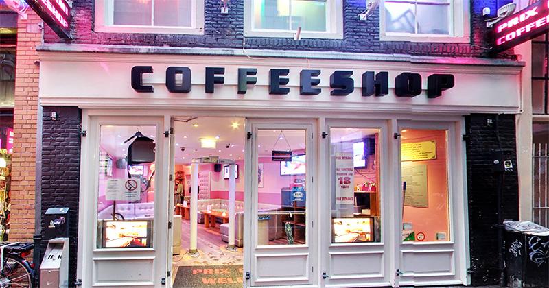 Coffeeshop Prix d'Ami à Amsterdam