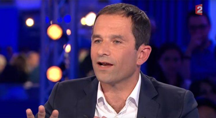 Benoit Hamon et le cannabis