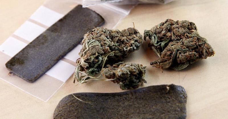 Consommation de cannabis en Europe