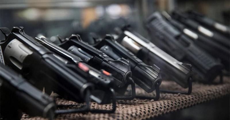 Vente d'armes et cannabis médical