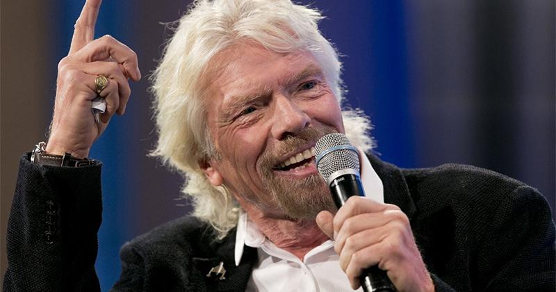 Richard Branson soutient la légalisation du cannabis