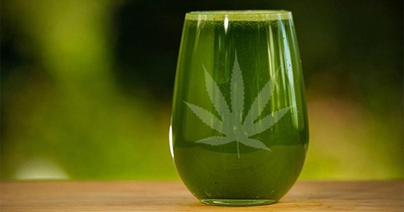 Jus de cannabis