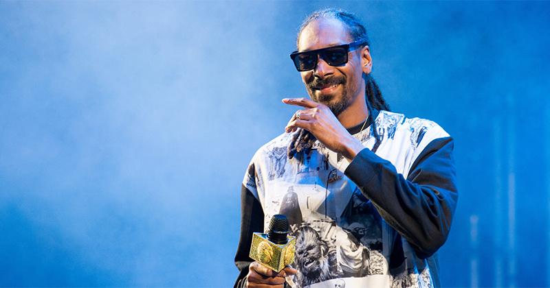 Snoop lance sa weed au Canada