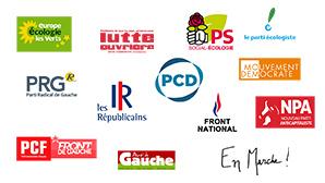 Avis des partis politiques français sur le cannabis