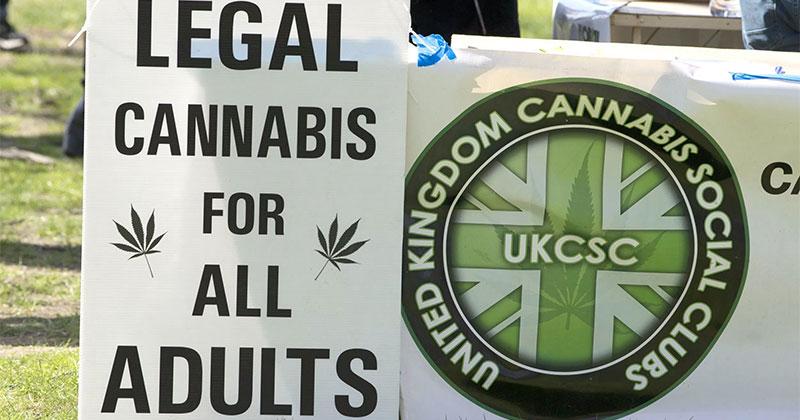 Royaume-Uni et légalisation du cannabis