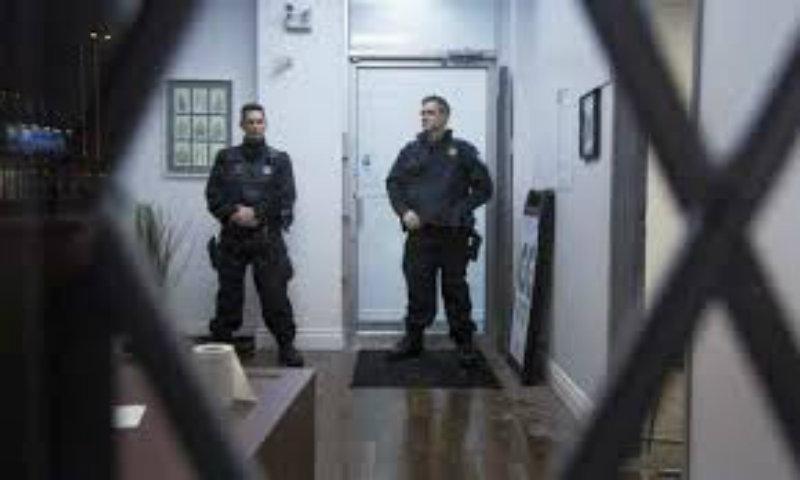 CannabisCulture Descente de Police