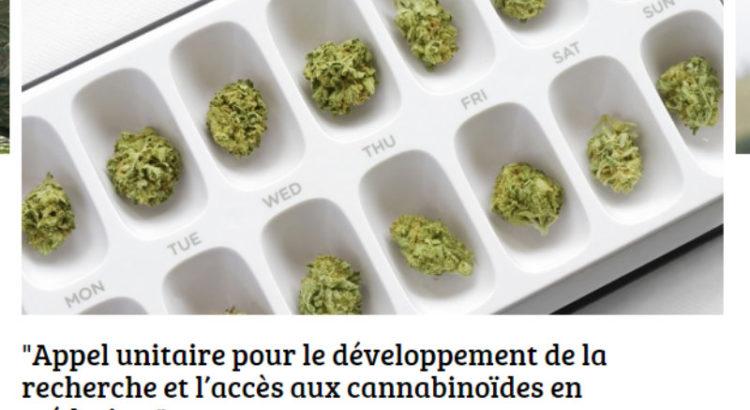 Pétition cannabis thérapeutique