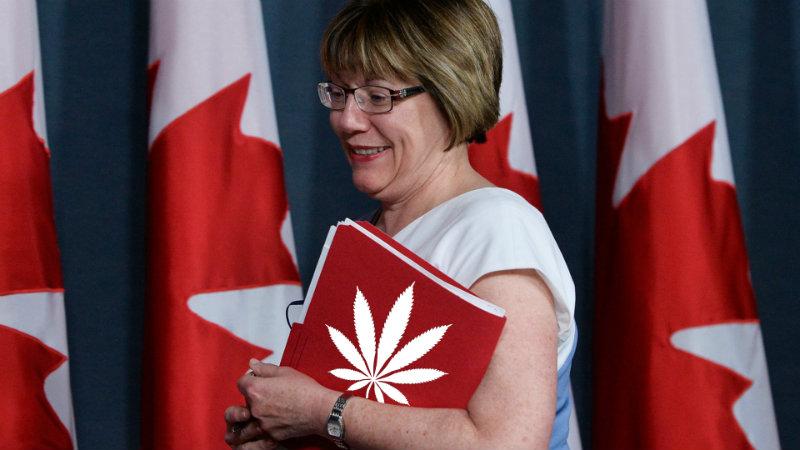 Rapport sur le cannabis au Canada