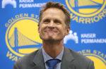 Steve Kerr, coach des Golden State Warriors, préfère le cannabis aux opioïdes