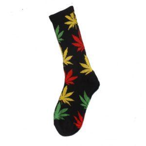 Chaussette cannabis