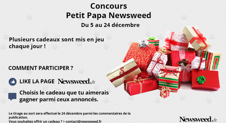Concours de Noël Newsweed