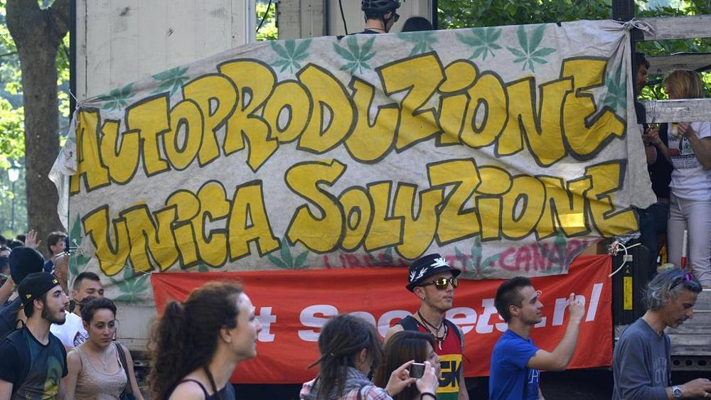 Cannabis en Italie