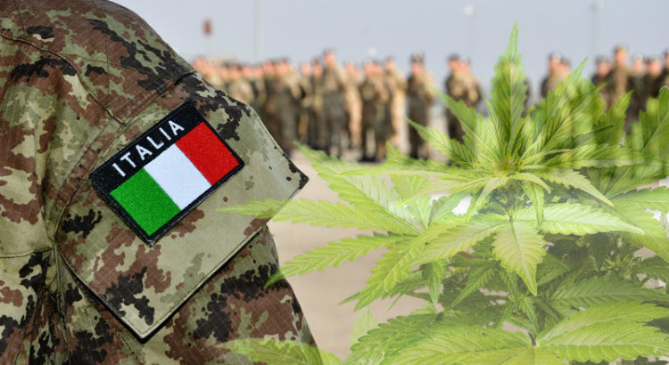 cannabis médical italien