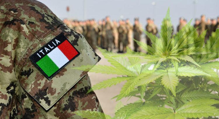 cannabis médical italien