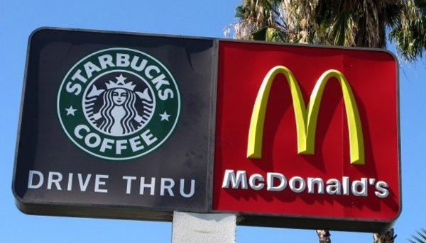 Arcview, La Beuh écrase Starbucks et Macdonalds