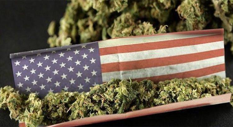 Etats américains qui légalisent le cannabis en 2017