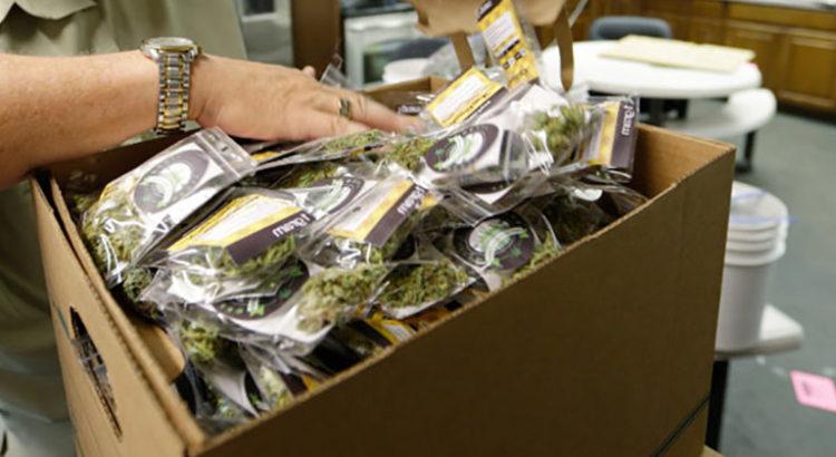 Livraison de cannabis à Seattle