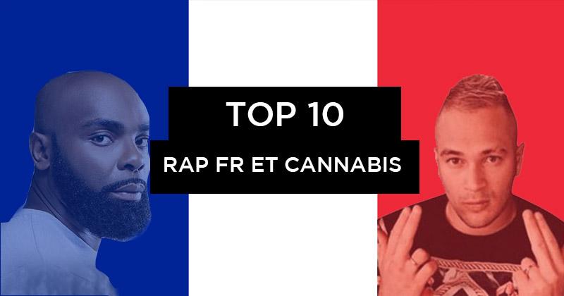 Rap français et cannabis