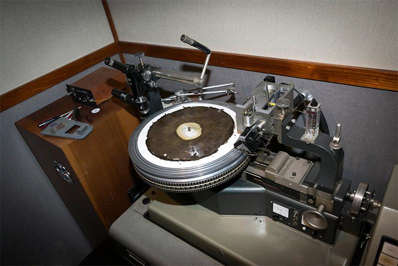 Vinyl en haschisch