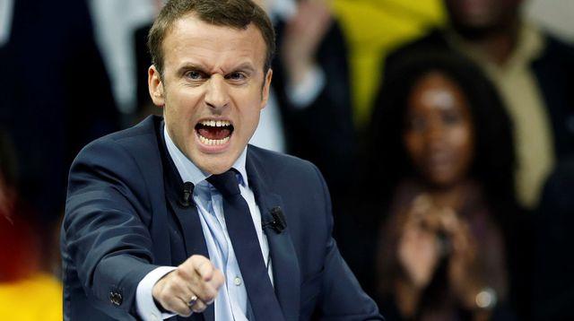 Emmanuel Macron pour la contraventionalisation des consommateurs de cannabis
