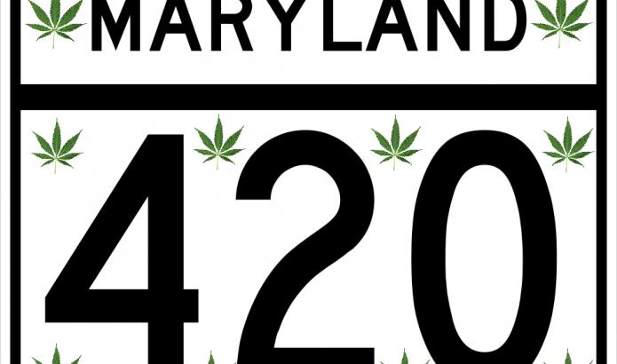 Maryland proposition de loi sur la légalisation