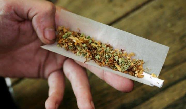 Consommation de cannabis par les adolescents