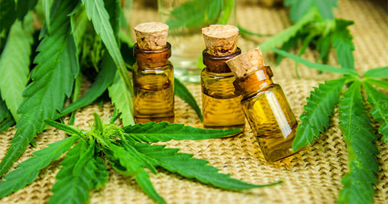 Bienfaits de l'huile de cannabis