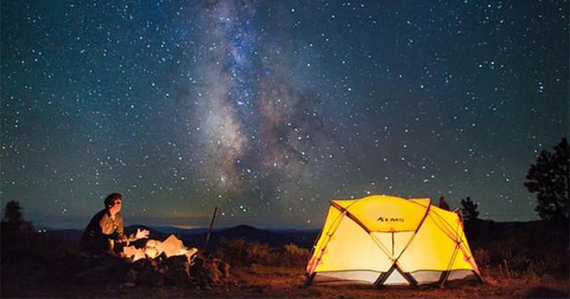 Camping et cannabis