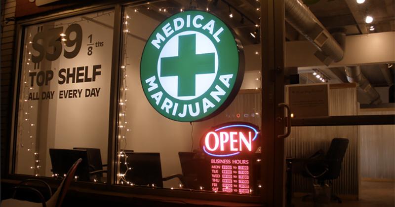 Le cannabis comme substitut aux drogues