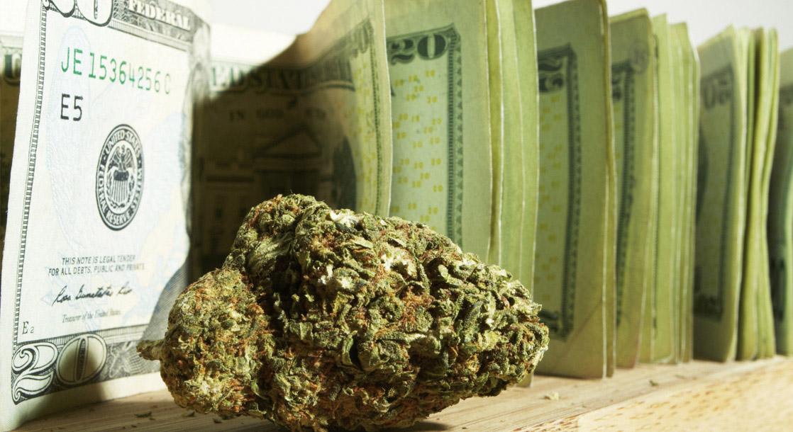 Coût d'une légalisation du cannabis aux Etats-Unis