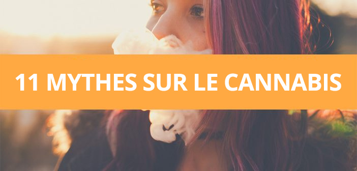 Mythes sur le cannabis