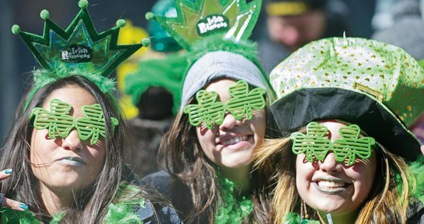Top 5 des weed pour la Saint Patrick
