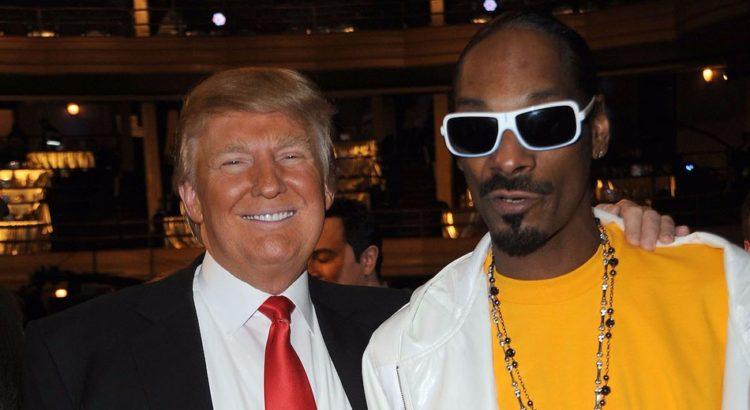 Snoop détruit Trump dans son nouveau clip