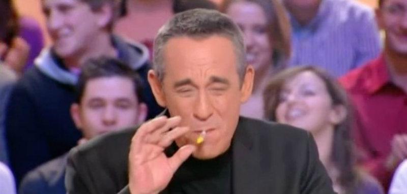 Thierry Ardisson Je Fume Trois A Quatre Joints Par Jour Newsweed