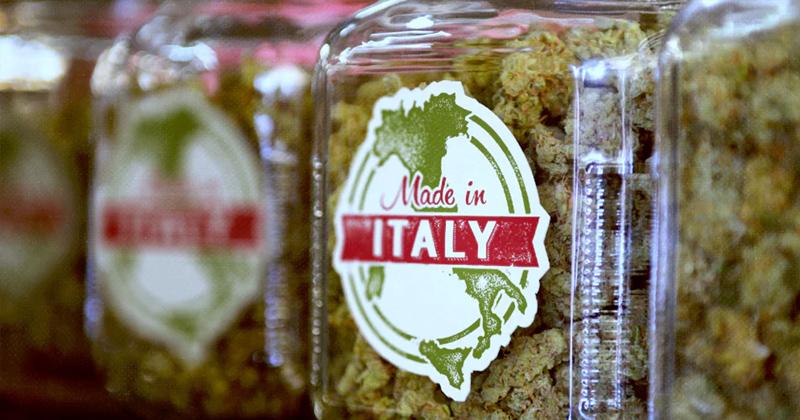 Cannabis médical en Italie