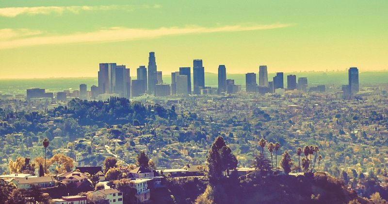 Los Angeles et le cannabis