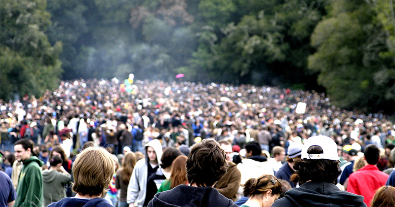 Le 420 en France