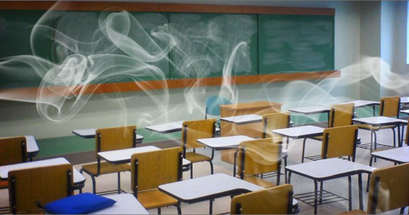 Le cannabis récréatif pour augmenter le salaire des enseignants