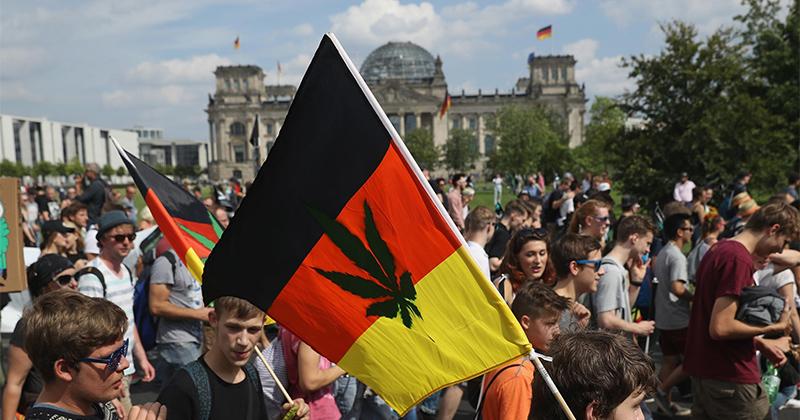 Etude sur le cannabis en Allemagne