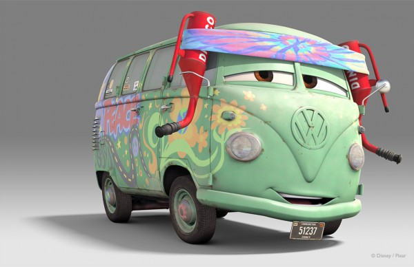 Combi stoner dans Cars