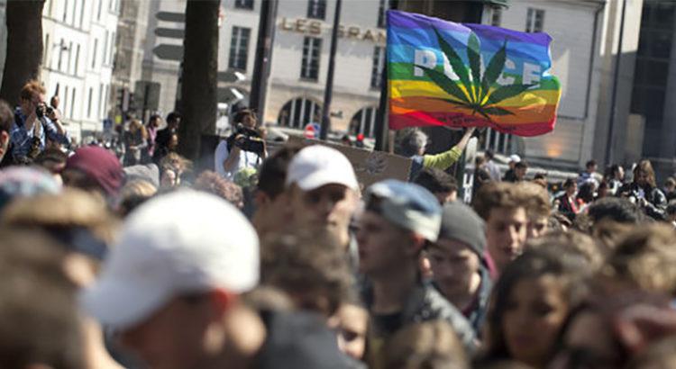 Marche Mondiale du Cannabis de Paris