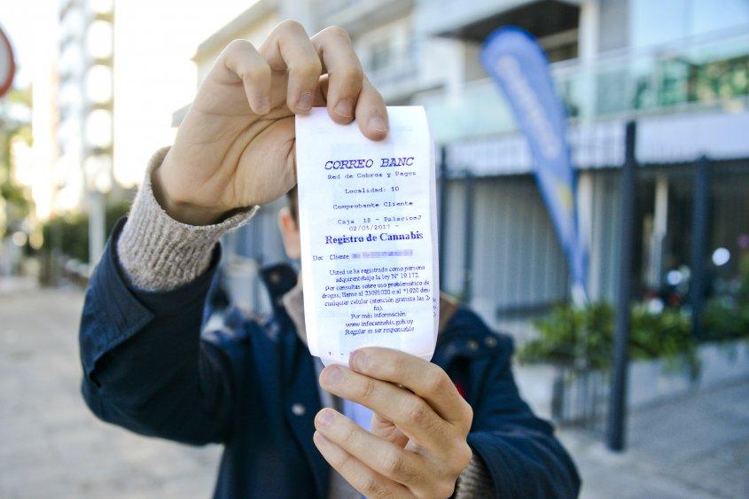 L'uruguay invite les fumeurs à s'inscrire sur le Registre du cannabis