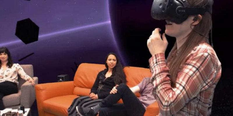 Un concours de jeux vidéo en VR sous THC aux Etats Unis