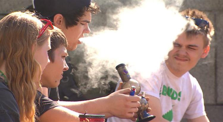 Consommation précoce de cannabis