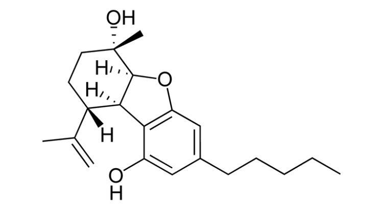 Molécule de canna-bielsoin